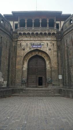 Pune Magic: Shaniwarwada gate