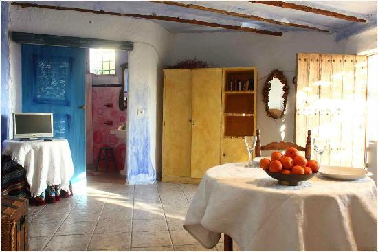 Decoracin rural fotografa de Casa Rural Aloe Vera Almera