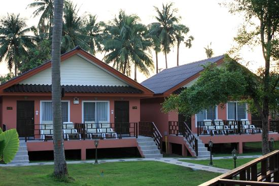 Andaman Seaside Resort : Poolside Villa