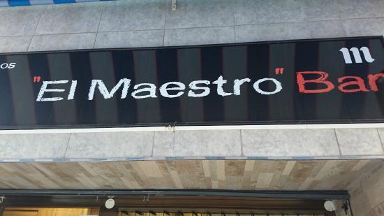 Bar El Maestro