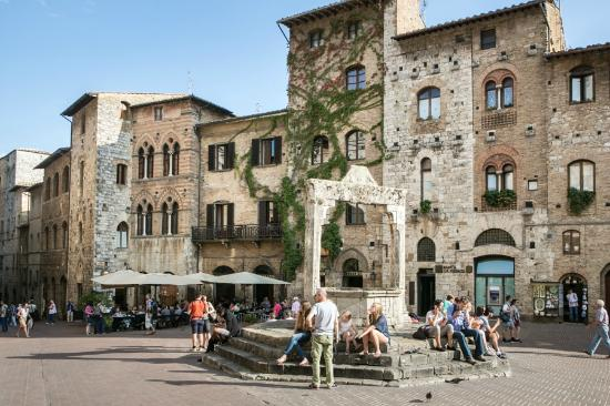 Photo of La Cisterna Hotel San Gimignano
