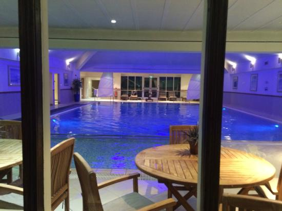 Enjoying Tha Spa Picture Of Aztec Hotel Spa Bristol Almondsbury Tripadvisor