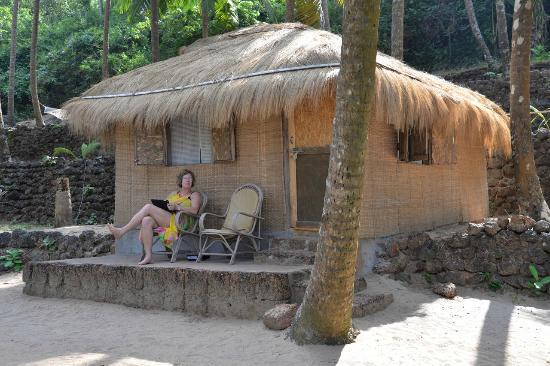 Dwarka Eco Beach Resort: Our Cottage