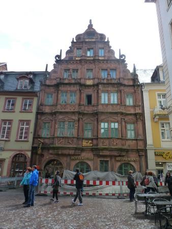 Hotel Zum Ritter : Haus Zum Ritter