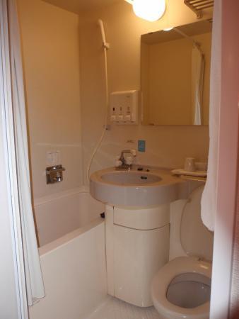 Country Hotel Takayama: bathroom