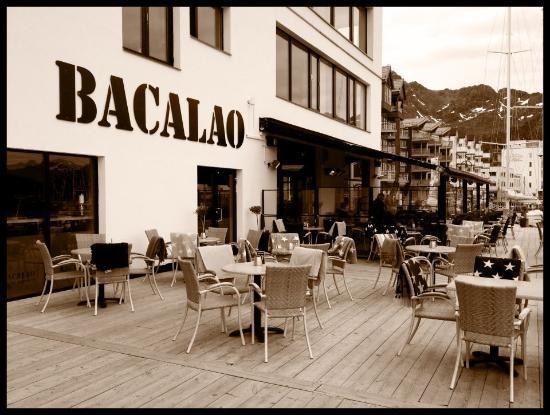 Bacalao, Svolvaer