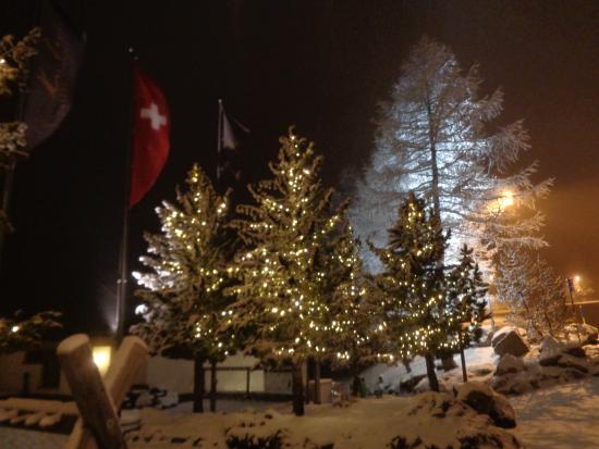 Arosa Kulm Hotel & Alpin Spa: Weihnachtszeit