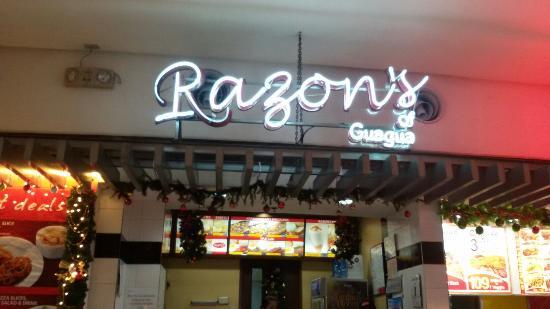 Razon's of Guagua: Razon's gateway mall