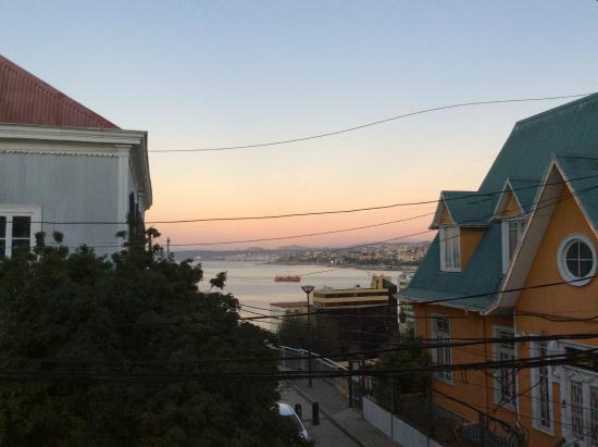 Hotel Manoir Atkinson: Vista do quarto