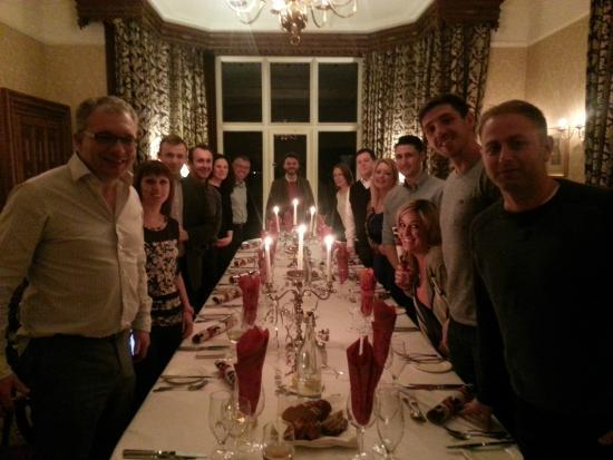 Hallmark Hotel The Welcombe: Bespoke Christmas Dinner