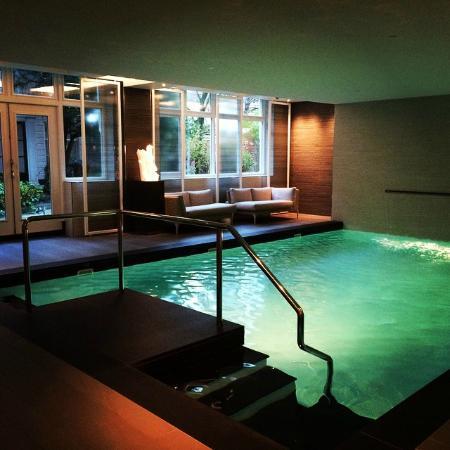 Swimming Pool Foto Di Waldorf Astoria Amsterdam Amsterdam Tripadvisor