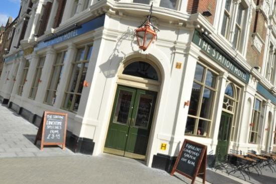 Station Hotel Hither Green
