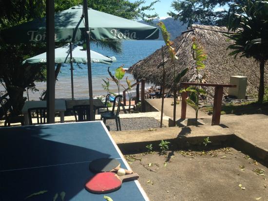 Paradiso Hostel: Game area