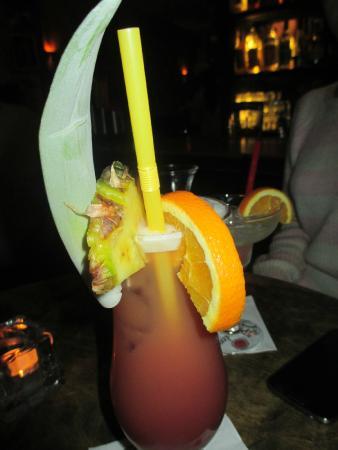 Qba: Tropical punch