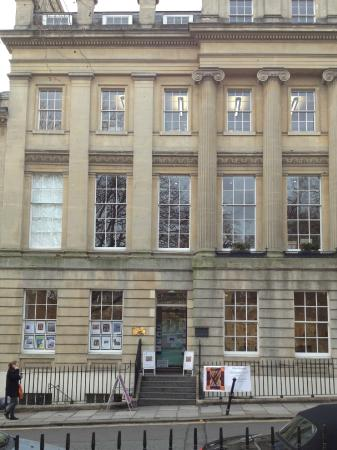 ‪Bath Royal Literary and Scientific Institution‬
