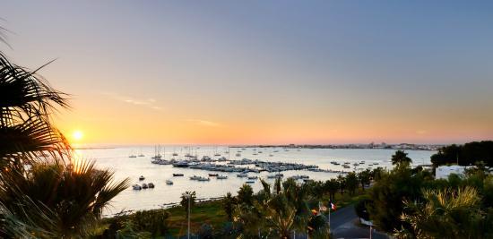 Hotel Mediterraneo : il nostro panorama...
