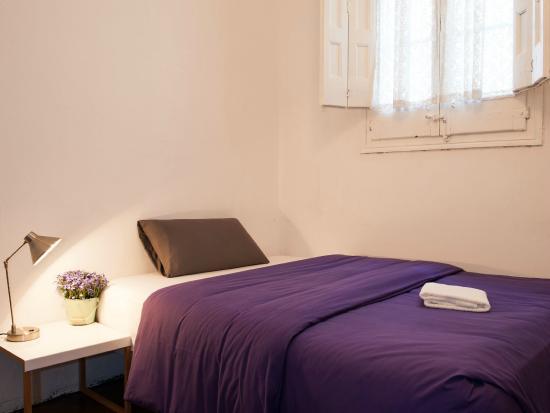 El Puchi Barcelona: Single room