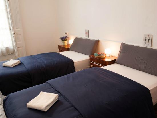 El Puchi Barcelona: Twin Room
