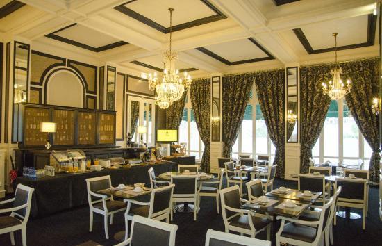 Concordia Hotel: Salle petit déjeuner