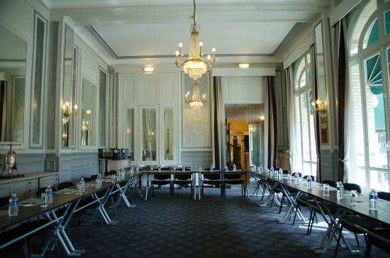 Concordia Hotel: Salle de séminaire