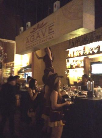 Agave Mexican Cantina : agave slow as the Mexicans