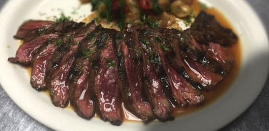 LuLu & Me: Skirt Steak