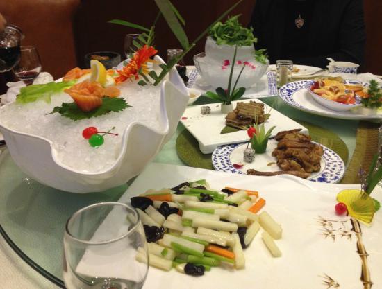 Rui'an International Hotel : Restaurante