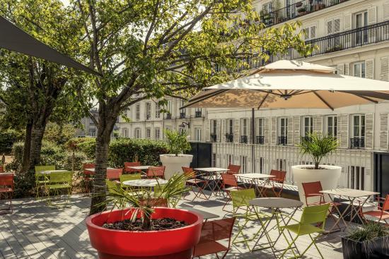Hotel Mercure Paris Montmartre Sacre Coeur Paris France