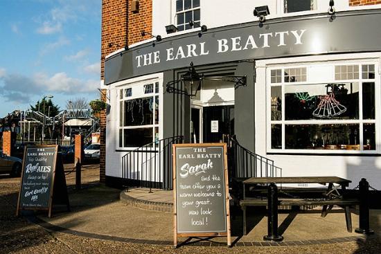 Earl Beatty