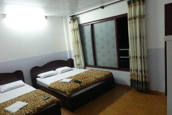 Thien Hoang 2 Hotel: Quarto