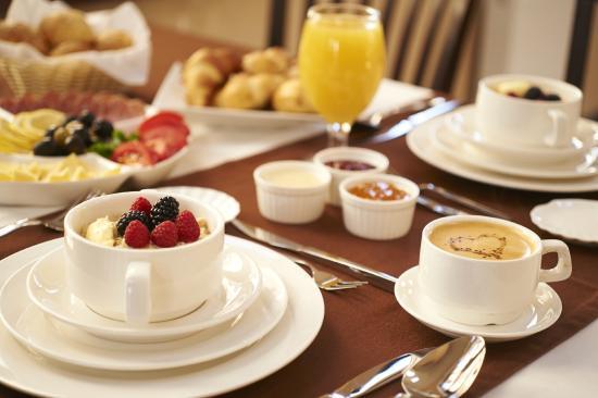 Arkhyz, روسيا: Завтрак