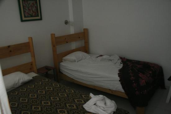 Hostel Camiluz : La camera