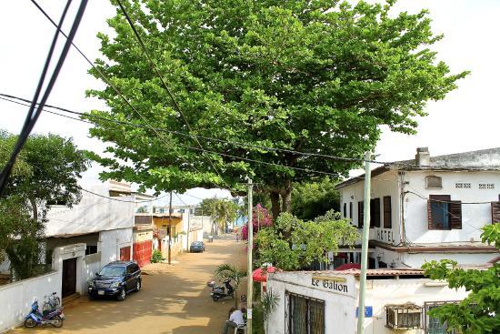 τοπικές τοποθεσίες γνωριμιών Γκάνα