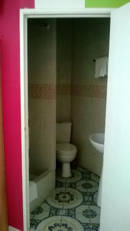 Hotel Interlaken : Ванная комната