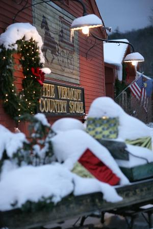 Merry Christmas at The Vermont Country Store