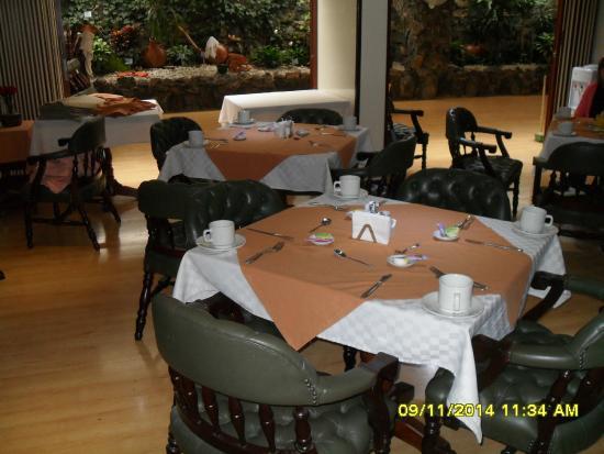 Hotel Centro Internacional: cafe da manhã
