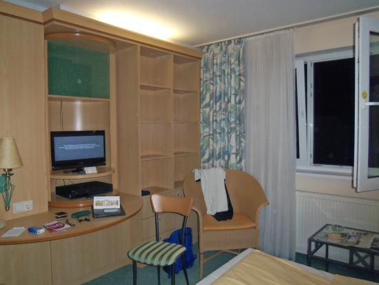Suite Hotel Leipzig: Raum