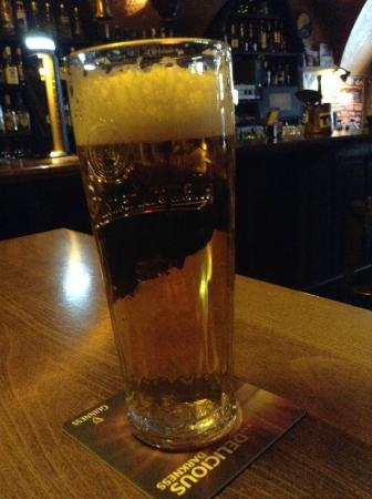 U Maleho Glena: Pivo/beer
