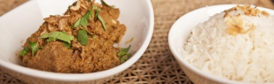 Warung Tujuh: Our Authentic slow cooked Beef Rendang Daging