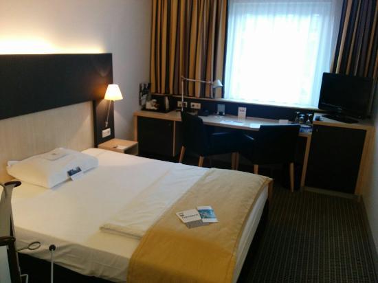 Mercure Hotel Berlin City: Standardzimmer