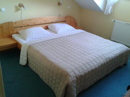 Villa Siesta: Naša izba :D