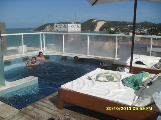 Piscina do Hotel - Picture of VIP Praia Hotel, Natal