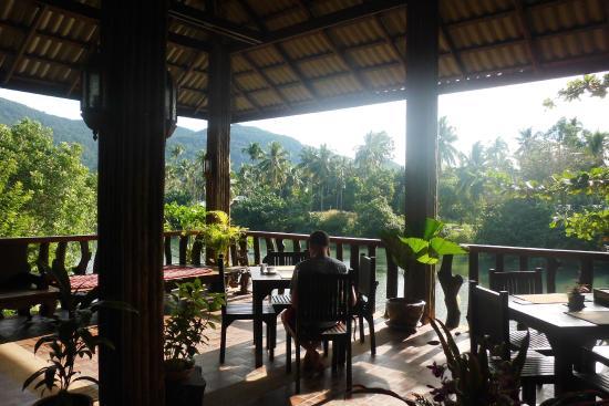 Chaipura Resort: la salle a manger