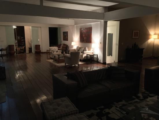 Altos de Santa Teresa: sala de estar