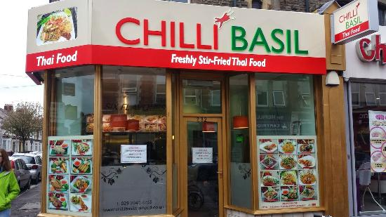 Chilli Basil
