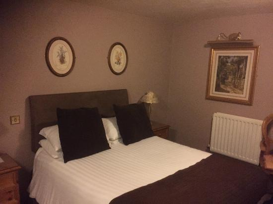 Station Inn Oxenholme: Bed