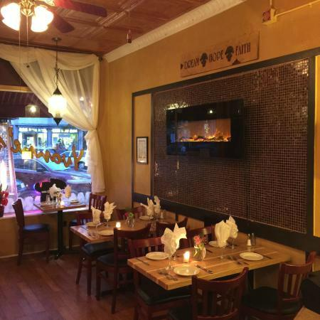 Yvonne's reopened & better than ever - Review of Yvonne's Cafe ... on