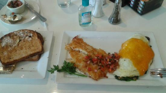 Breakfast From Restaurant On 1st Floor Picture Of Four