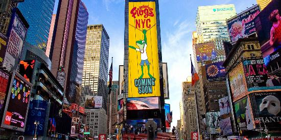 Señor Frog's New York
