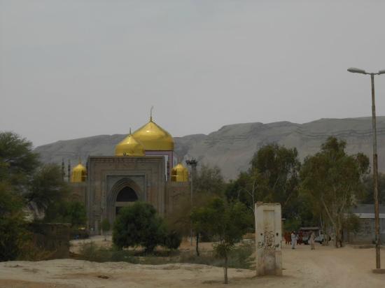 Sehwan, Pakistan: Lucky Shah Sadar